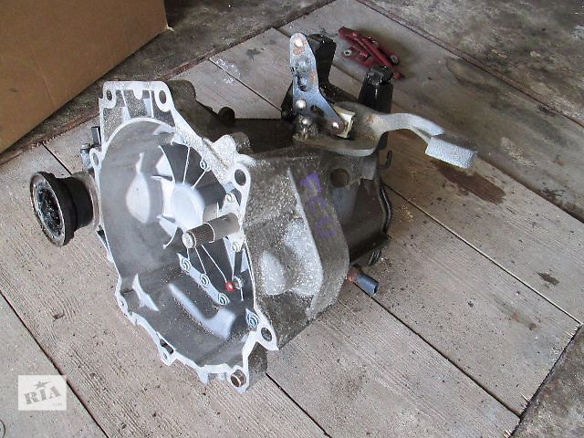 Б/у КПП 1.4 16V FCU для легкового авто Skoda Fabia 2003- объявление о продаже  в Ковеле