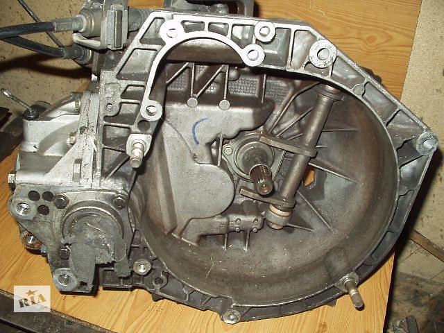 купить бу Б/у КПП Fiat Doblo 1,9 JTD , хорошее рабочее состояние , из Европы, без пробега по Украине , гарантия , доставка в Тернополе