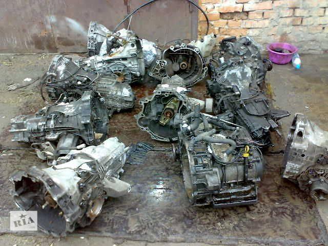 купить бу б/у КПП Легковой Volkswagen 1.3 1.4 1.6 1.8 1.9 2.0 2.3 2.4 2.5 в Ровно