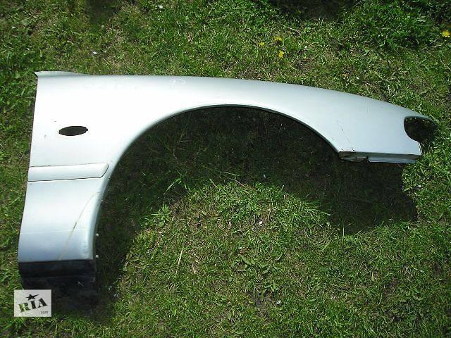 продам б.у Крило переднє праве  Mazda 626 F , ( колір сріблястий ) , хороший стан , доставка . бу в Тернополе