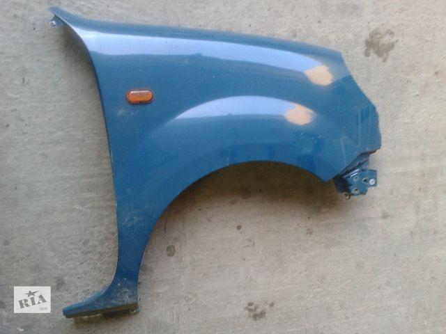 бу Б/у крыло переднее для легкового авто Renault Kangoo 2005 в Бучаче