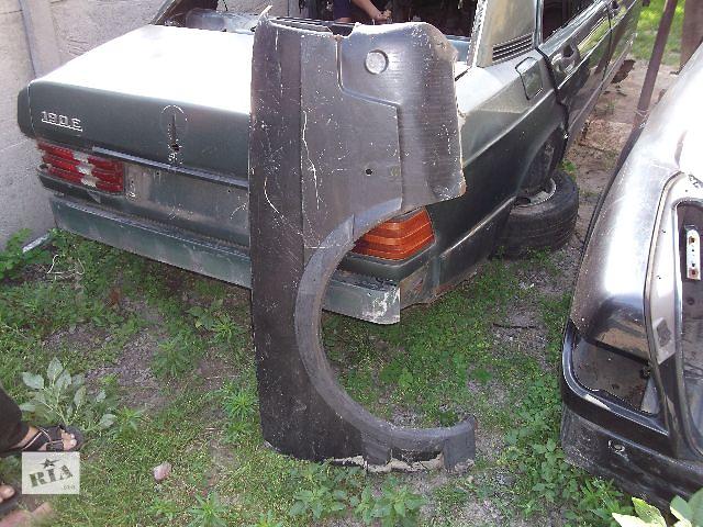 продам Б/у крыло переднее для универсала Volkswagen B2 1988 бу в Днепре (Днепропетровск)