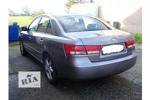б/у Крылья задние Hyundai Sonata