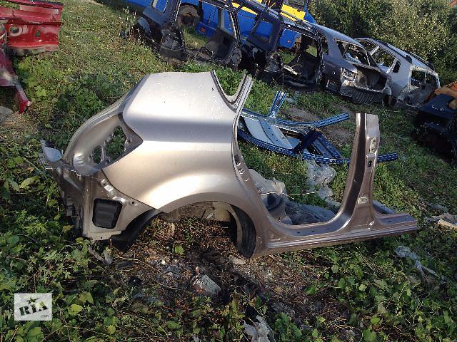 бу Б/у крыло заднее для легкового авто Kia Ceed 2007 в Белогорье (Хмельницкой обл.)