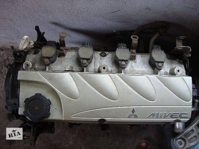 бу б/у  двигатель 2.4 Mitsubishi Outlander 03 - 09р в Ровно