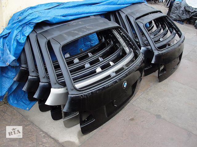 продам Б/у крышка багажника для легкового авто BMW 5 Series Е61 ДЕШЕВО В НАЯВНОСТІ!!! бу в Львове