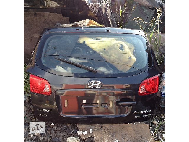 купить бу Б/у крышка багажника для легкового авто Hyundai Santa FE 2008 в Ровно