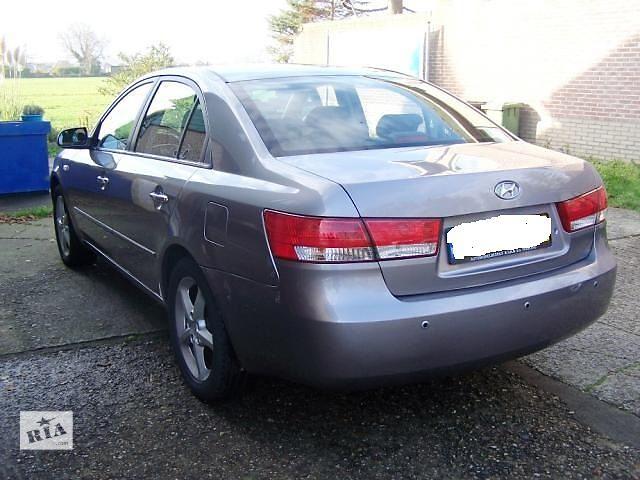 продам Б/у крышка багажника для легкового авто Hyundai Sonata 2007 бу в Ровно
