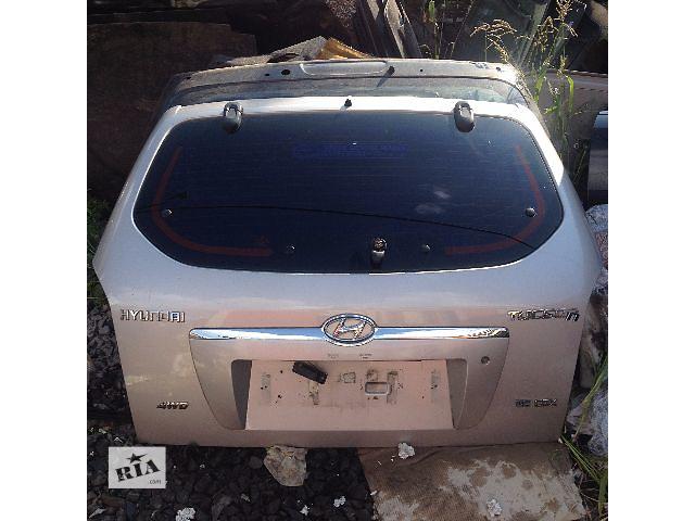продам Б/у крышка багажника для легкового авто Hyundai Tucson 2007 бу в Белогорье (Хмельницкой обл.)