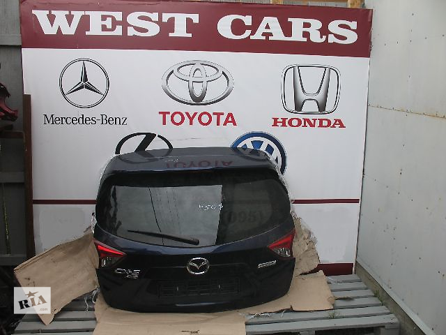 продам Б/у крышка багажника для легкового авто Mazda CX-5 бу в Луцке