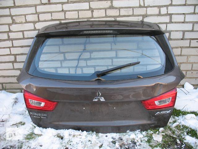 бу Б/у крышка багажника для легкового авто Mitsubishi ASX в Луцке