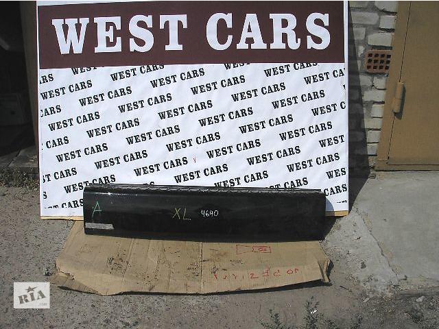 бу Б/у крышка багажника для легкового авто Mitsubishi Outlander XL в Луцке