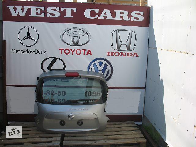 купить бу Б/у крышка багажника для легкового авто Nissan Juke в Луцке