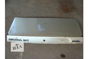 б/у Крышки багажника Opel Ascona