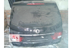 б/у Крышки багажника SsangYong Kyron