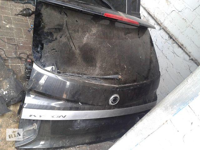бу Б/у крышка багажника для легкового авто SsangYong Rexton II 2008 в Киеве