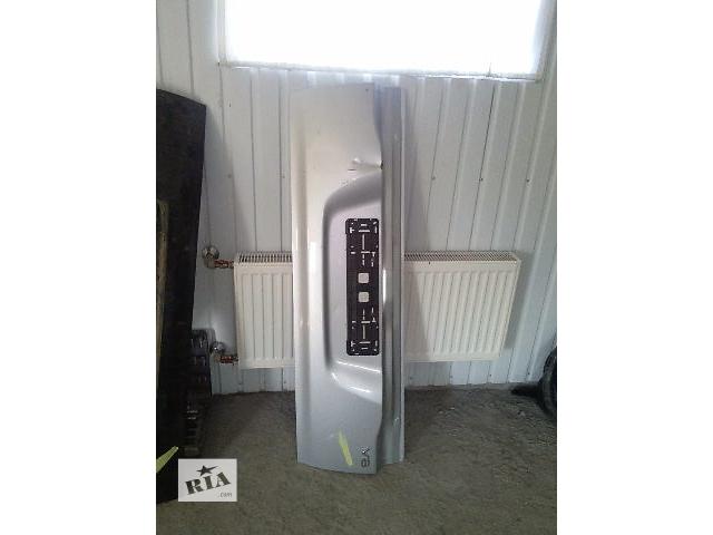 Б/у крышка багажника для легкового авто Toyota Land Cruiser 200 2011- объявление о продаже  в Броварах