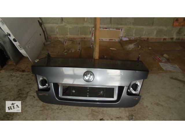 бу Б/у крышка багажника для легкового авто Volkswagen Jetta 2007 в Коломые