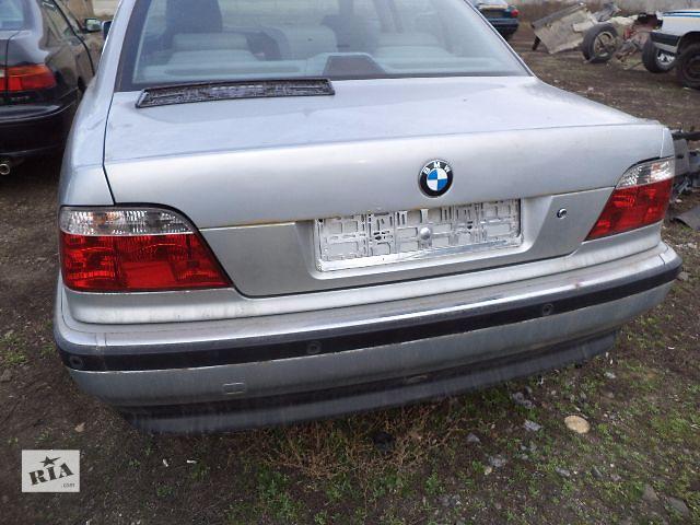 купить бу Б/у крышка багажника для седана BMW 740 1995 в Киеве