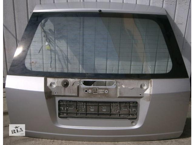 Б/у крышка багажника для универсала Chevrolet Lacetti- объявление о продаже  в Луцке