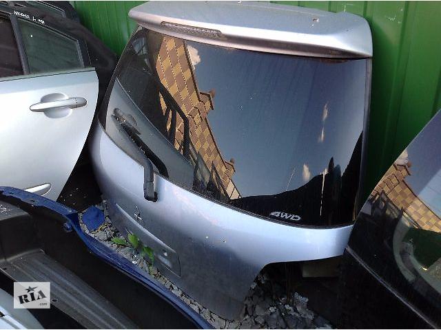 бу Б/у крышка багажника для универсала Mitsubishi Outlander 2006 в Ровно