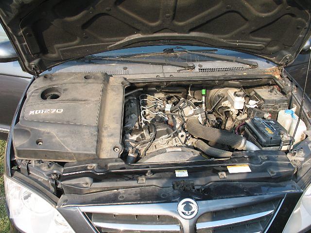 продам Б/у крышка мотора для легкового авто SsangYong Rodius бу в Луцке
