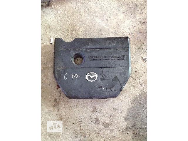 продам Б/у крышка мотора для седана Mazda 6 2010 бу в Ровно