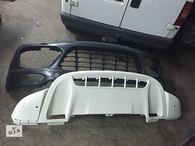 бу б/у Кузов Бампер передний  Porsche Cayenne в Киеве