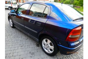 б/у Части автомобиля Opel Astra Classic