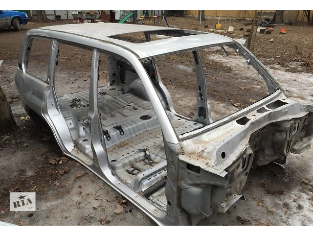 продам Б/у кузов для легкового авто Toyota Land Cruiser 100 2000 бу в Луцке