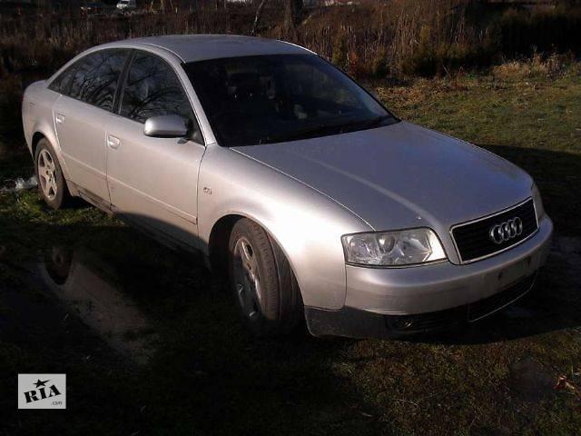 продам б/у Детали кузова Бампер передний Легковой Audi A6 Седан 2001 бу в Пустомытах