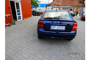 б/у Крылья задние Opel Astra Classic