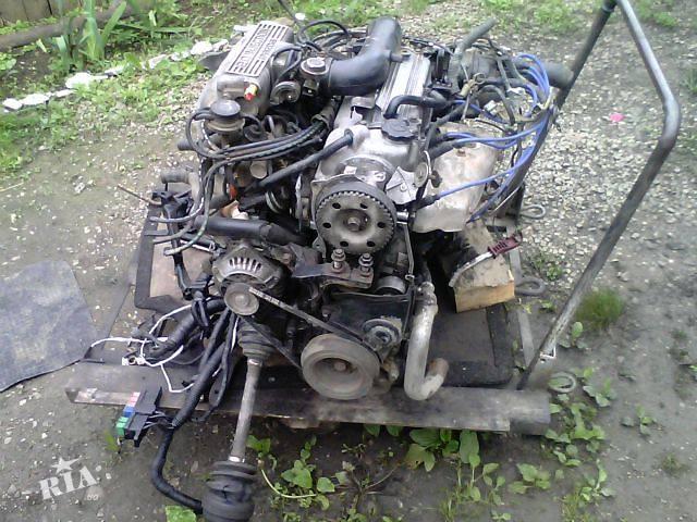 купить бу Mazda 626 Хэтчбек .GD 2.0 бензин. полный инжектор. двигатель, КПП, дверь, фары, салон, сиденья, стойки,суппорт,рульва, в Виноградове