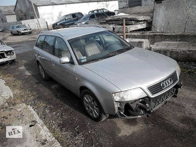 бу Б/у Кузовні запчастини Легковой Audi A6 1999 в Львове