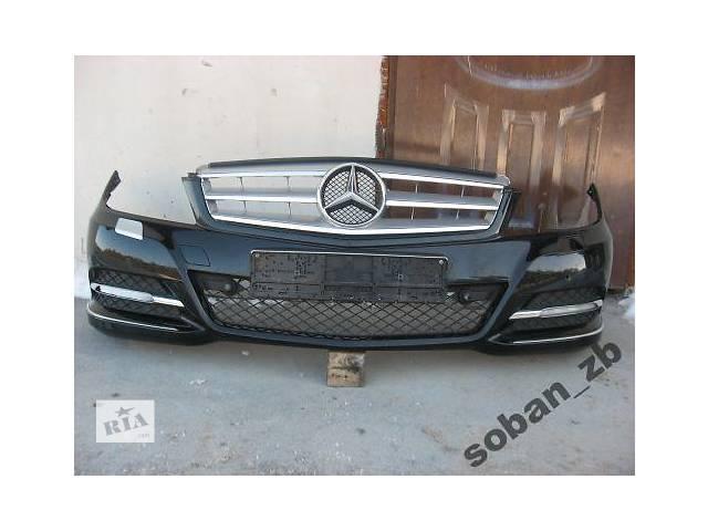 б/у Детали кузова Бампер передний Легковой Mercedes C-Class- объявление о продаже  в Киеве
