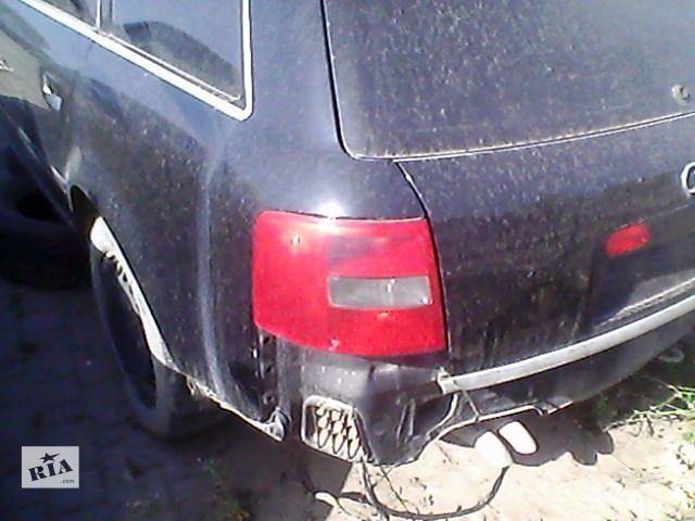 купить бу Б/у фонарь задний для универсала Audi A6 1999 в Ивано-Франковске