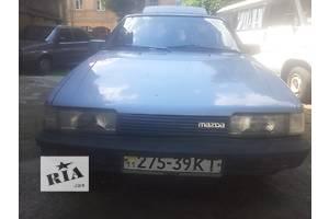 б/у Молдинг заднего/переднего бампера Mazda 626