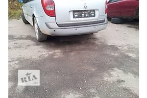 б/у Молдинги заднего/переднего бампера Renault Laguna