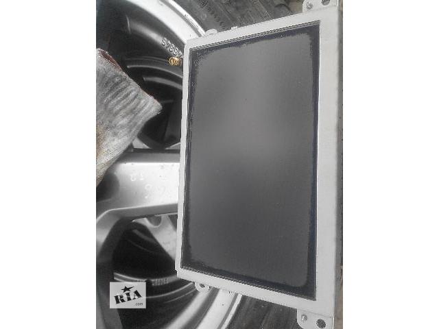 купить бу Б/у Монитор Ауди А6 4F 4F0919603A  для легкового авто Audi A6 2006 в Львове