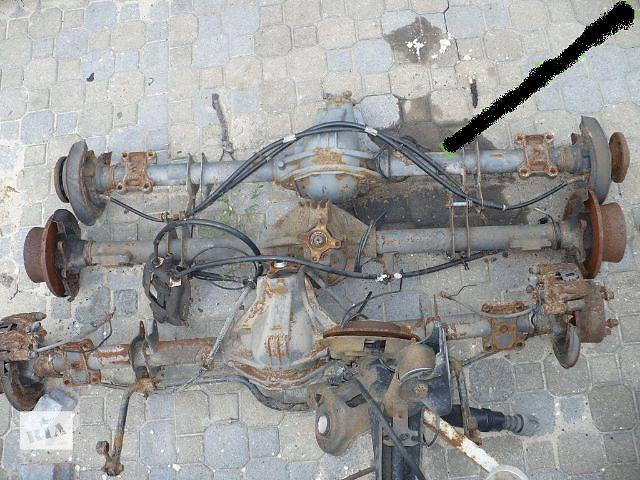 продам Б/у мост ведущий задний для легкового авто Mercedes Sprinter 313 2001 бу в Тернополе