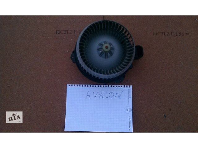Б/у моторчик печки 87103-07040 для седана Toyota Avalon 2007г- объявление о продаже  в Киеве