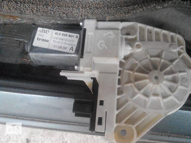 б/у Моторчик стекла audi q7 4l0959801b п/л. 6 pin Легковой Audi Q7 2008- объявление о продаже  в Львове
