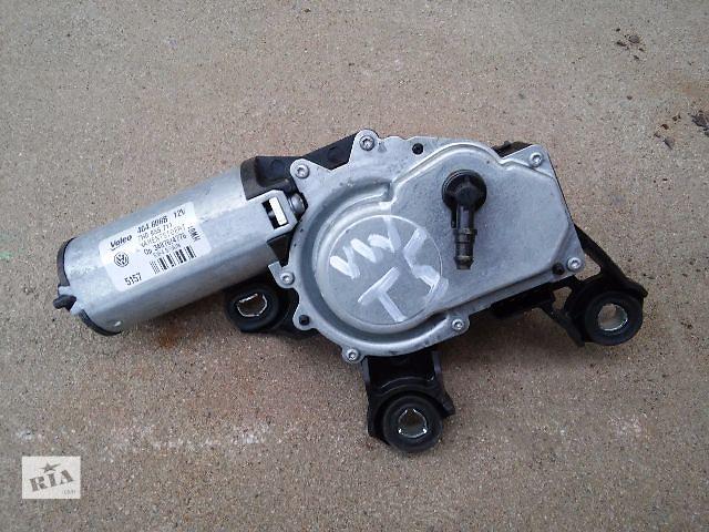 бу Б/у моторчик стеклоочистителя для легкового авто Volkswagen T5 (Transporter) ДЕШЕВО В НАЯВНОСТІ!!! в Львове