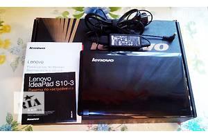 б/у Нэтбук Lenovo IdeaPad S10-3 Windows 7 1,5-2 кг 10