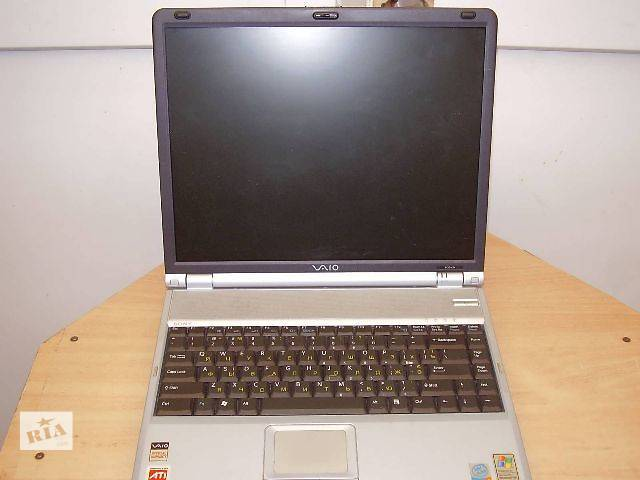 "продам Ноутбук Sony Windows XP 15,4"" бу в Одессе"