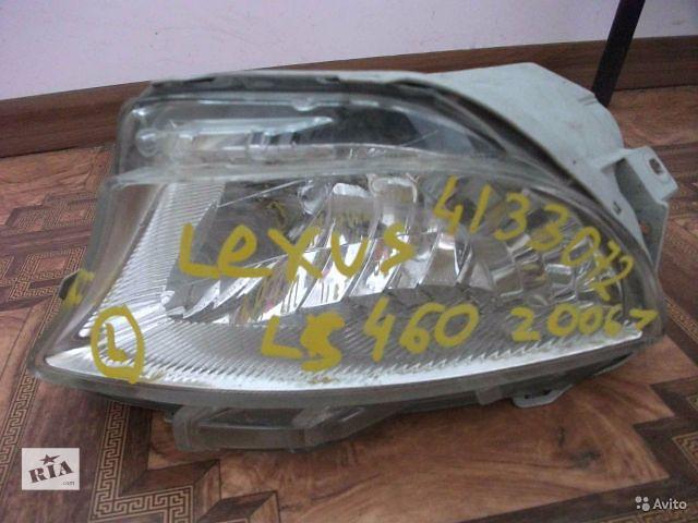 продам Б/у фара противотуманная для седана Lexus LS 2008 бу в Киеве
