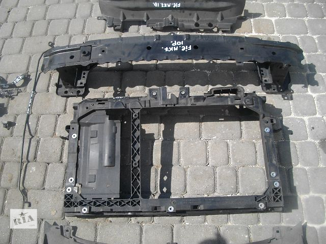 Б/у панель передняя для легкового авто Ford Fiesta 2010- объявление о продаже  в Львове