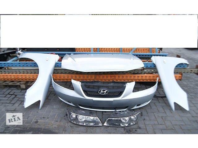 продам Б/у панель передняя для легкового авто Hyundai Sonata 2007 бу в Дубраве (Житомирской обл.)
