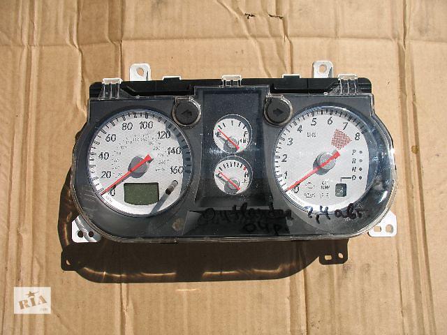 бу Б/у панель приборов/спидометр/тахограф/топограф для легкового авто Mitsubishi Outlander 2005 в Луцке