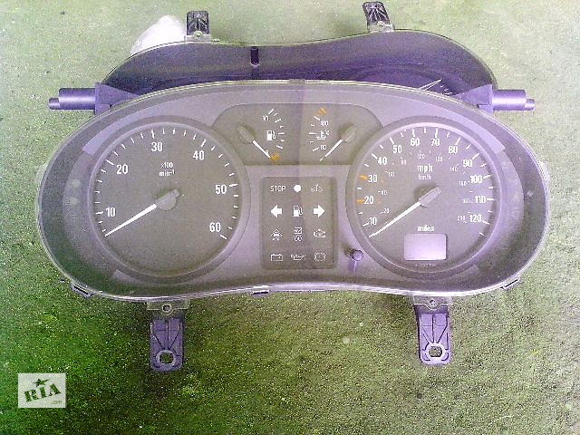 продам Б/у панель приборов/спидометр/тахограф/топограф для легкового авто Renault Trafic бу в Ковеле